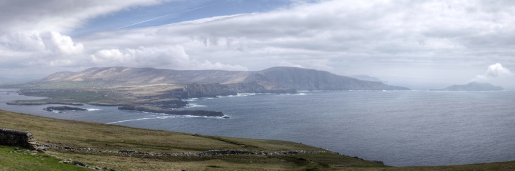 Portmagee, Ireland. One of the possible landing spots for UBC SailBot in 2015. Photo by Tobias Abel.
