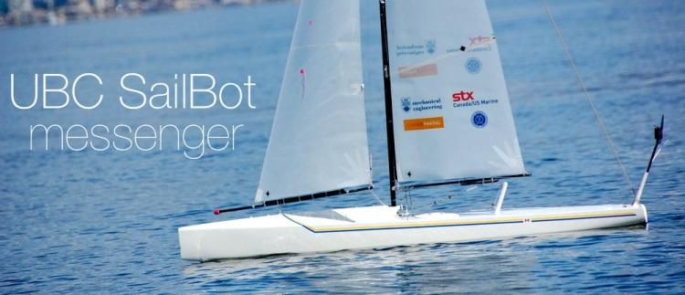 UBC SailBot Messenger - Mailchimp banner