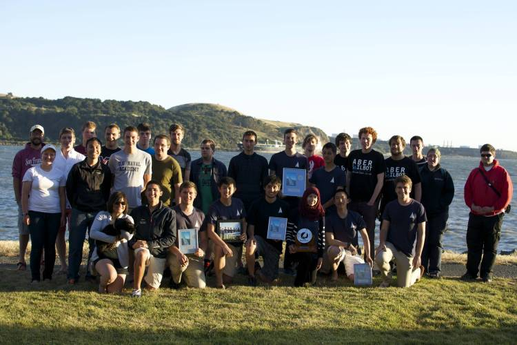 The IRSR 2014 competitors.