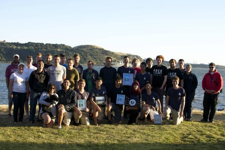 The IRSR 2014 competitors.